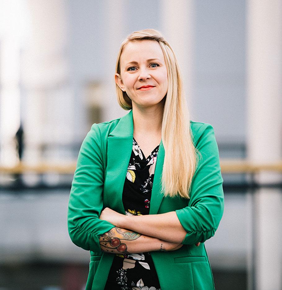 Susanna Korkiatupa, Loistava Sisältötoimisto, Vimpeli, Järviseutu, Etelä-Pohjanmaa.